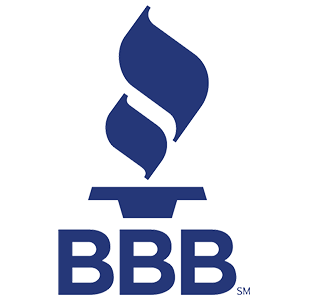 Graphic: BBB logo on Barnes Kettering Page